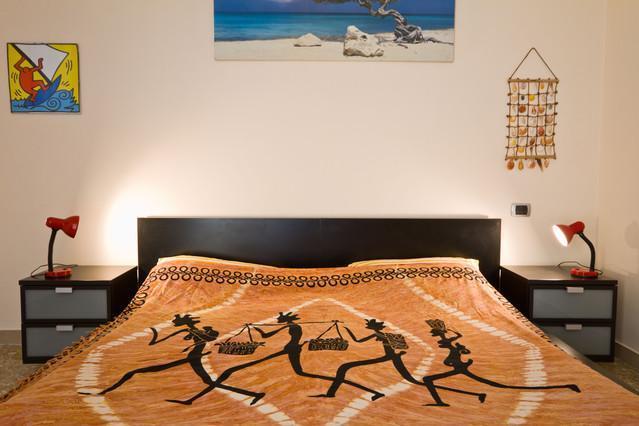 Room Africa - Private Bedroom in B&B Eva in Rome (near center). - Rome - rentals