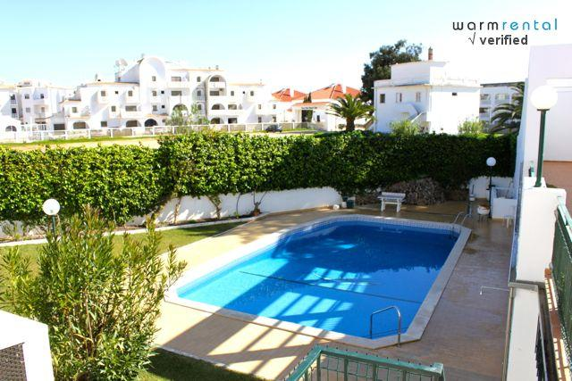 Swimming Pool View  - Cisco Brown Apartment - Portugal - rentals