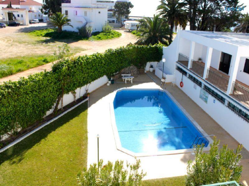 Swimming Pool View  - Cisco White Apartment - Portugal - rentals