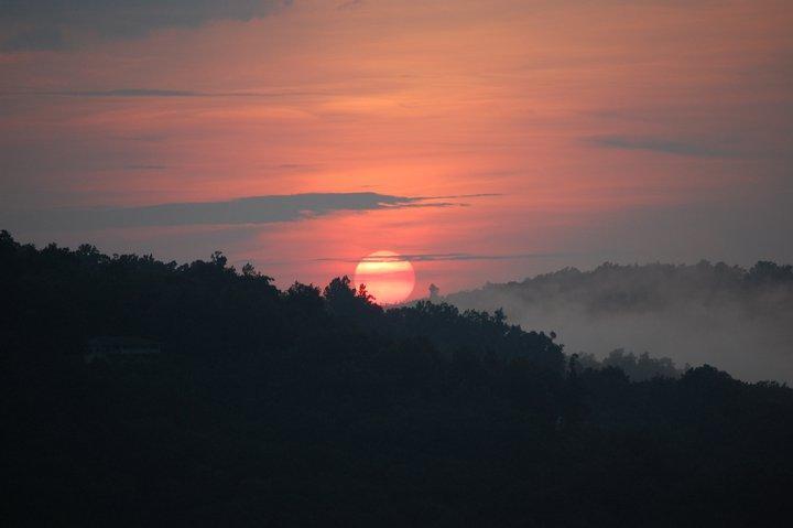 Sunrise - Mountain Suite - Little Switzerland - rentals