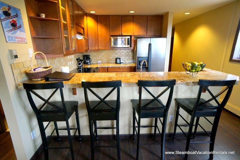 Terraces at Eagle Ridge  #N21 - Image 1 - Steamboat Springs - rentals