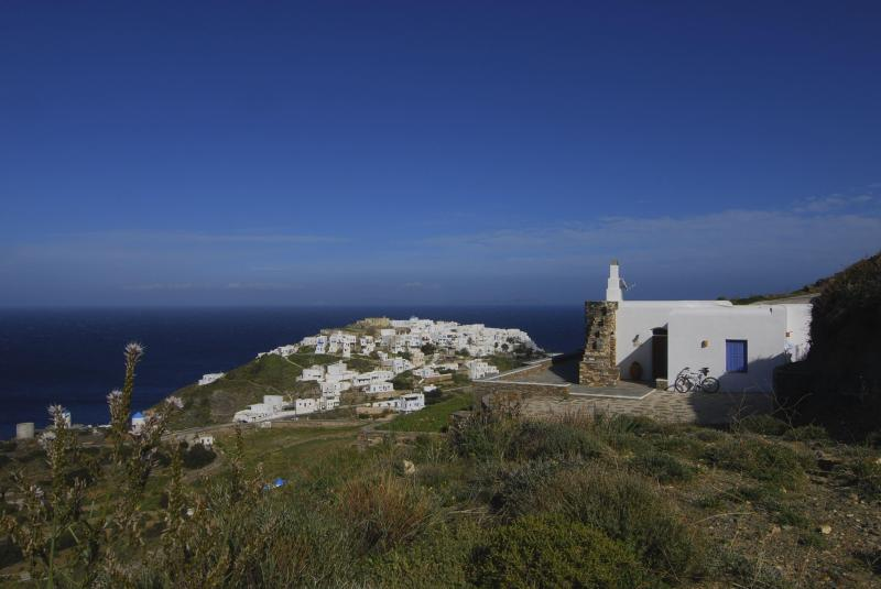 House overlooking Kastro - Beautiful House on Sifnos, Cyclades - Sifnos - rentals