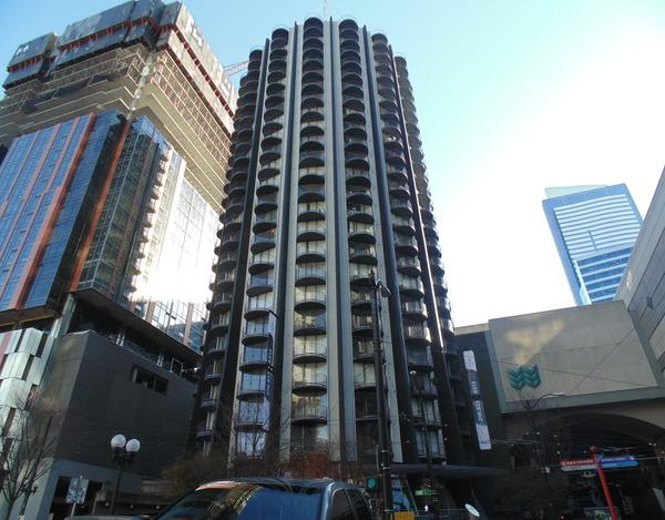 22 story view in the soul of the city - Downtown 1 BR - Seattle - rentals
