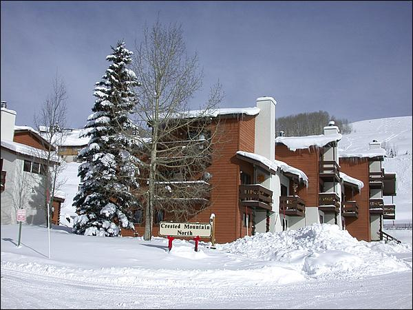 Crested Mountain North Condos - Spacious, Three-Story Townhouse - One Block from the Shuttle Stop (1278) - Crested Butte - rentals