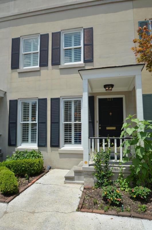 Forsyth Place - Image 1 - Savannah - rentals