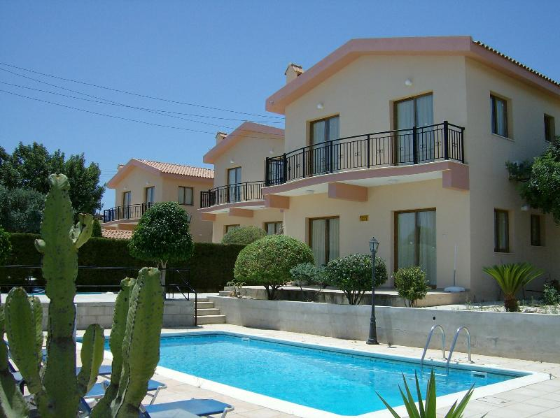Kapsalia Holiday Villas Each with private pool - Kapsalia Holiday Villa - Limassol - rentals