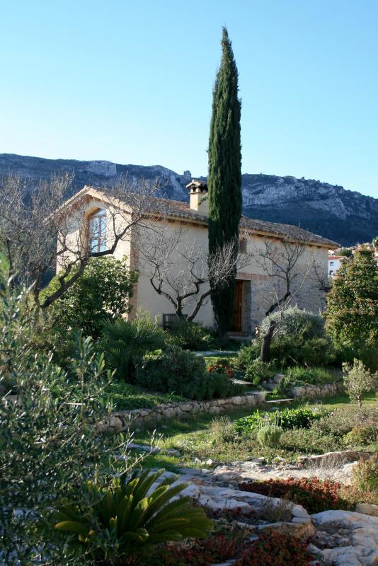 Casa Rural La Estufa - Image 1 - La Vall de Laguar - rentals
