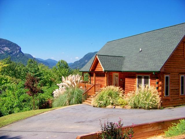Bearly Heaven Cabin - Log Cabin, Gorgeous Mtn Views, Large Game Room - Lake Lure - rentals