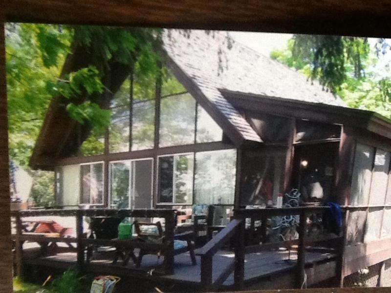 A Frame House on Kinderhook  Lake, N.Y. - Safari house - Valatie - rentals