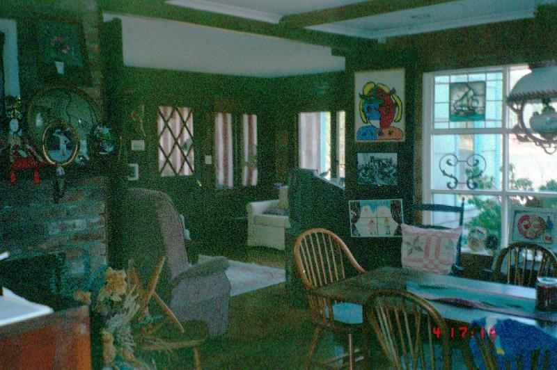 Living room - Stockbridge Bowl house - Stockbridge - rentals