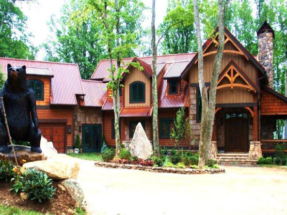 Homestead Lodge 7Bdrm Luxury Lodge at Eagles Nest - Image 1 - Banner Elk - rentals