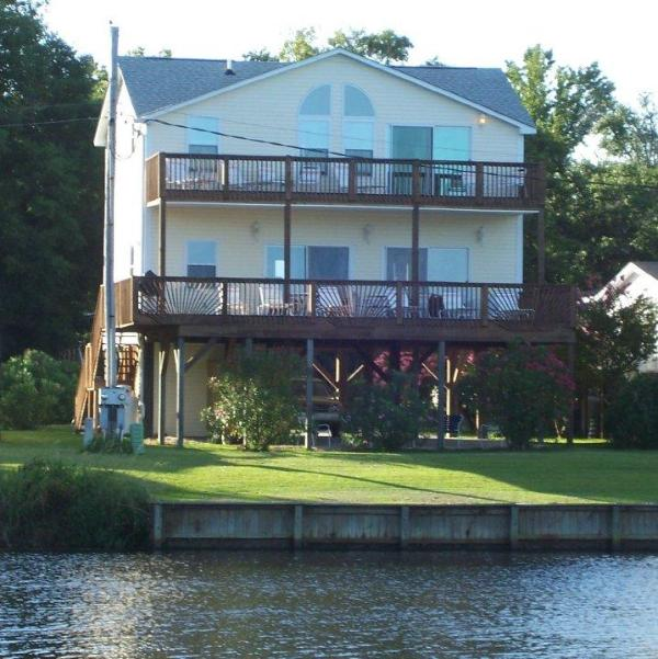 The Yellowbird - LAKEFRONT  & OCEANVIEW 4 BR-now booking 2016 - Myrtle Beach - rentals