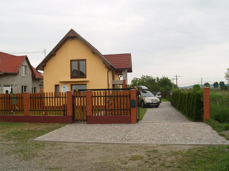 "Front - ""Cozy Villa"" near Tirgu Mures, Transylvania - Ernei - rentals"