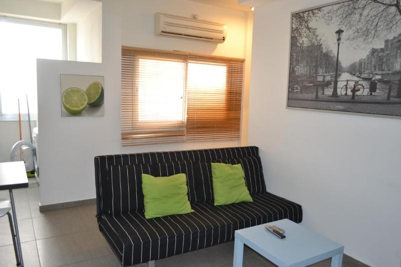 Stylish holiday apartment for rent. Have a comfortable stay in Tel Aviv - 2 blocks to Marina cheap summer apartment Tel Aviv - Tel Aviv - rentals