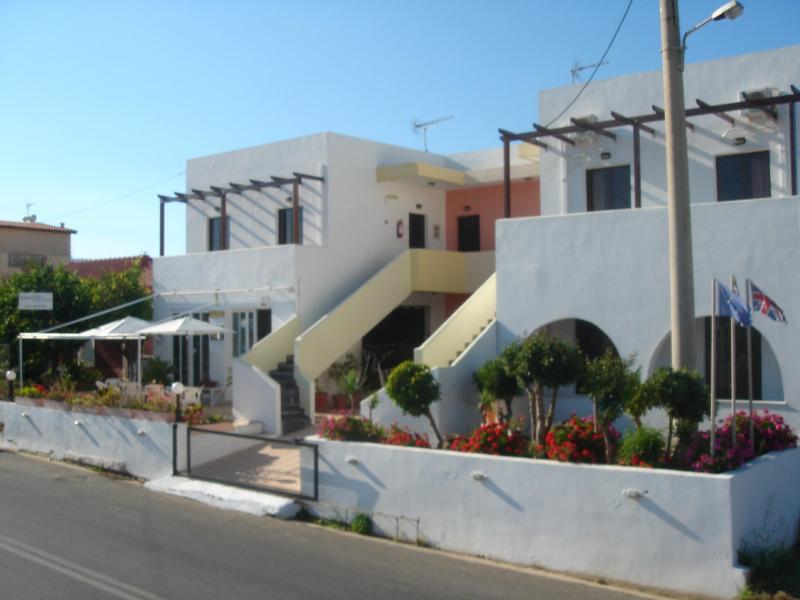 LUX  STUDIO  19 km WEST CHANIA - Image 1 - Chania - rentals