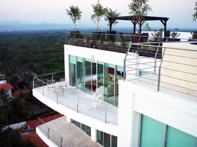 Oceanfront Penthouse - Image 1 - Nuevo Vallarta - rentals