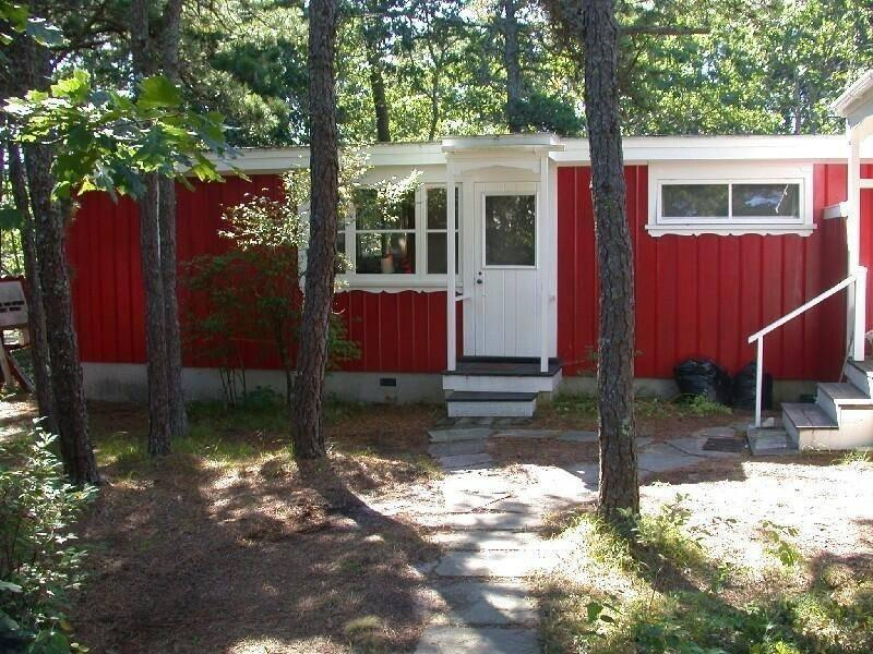 Front of Apartment - Pleasant Forest Shores cottages #Apt : So. Chatham - South Chatham - rentals