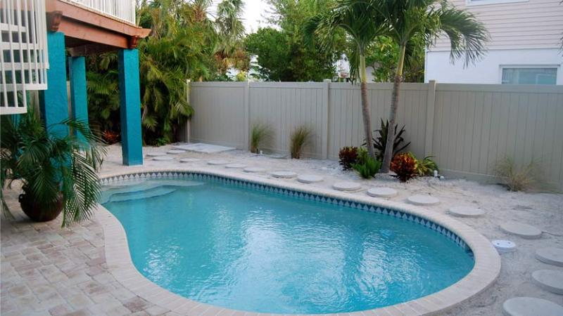Heated Pool - BON AMI: 3BR Family- and Pet-Friendly Pool Home - Anna Maria - rentals