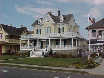 Facade - BEACHFRONT CONDO 6127 - Cape May - rentals