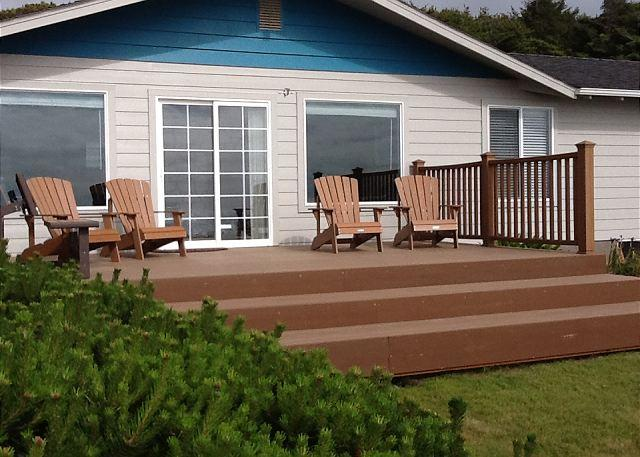 Ocean Front with short walk to beach in South Beach - Image 1 - South Beach - rentals