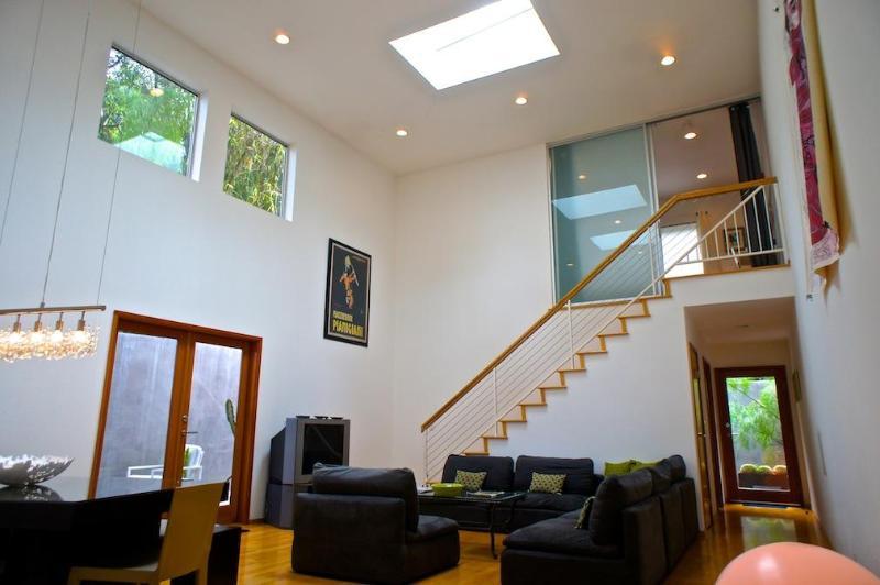 Living Room - Los Angeles Silverlake Retreat - Los Angeles - rentals