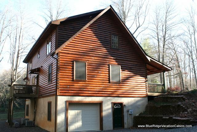Large 6 Bedroom Family Cabin*Pool Table*Ping Pong - Image 1 - Valle Crucis - rentals