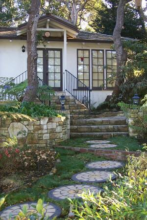 Garden Entryway - Carmel-by-the-Sea, 3 blocks to Beach & Town - Carmel - rentals