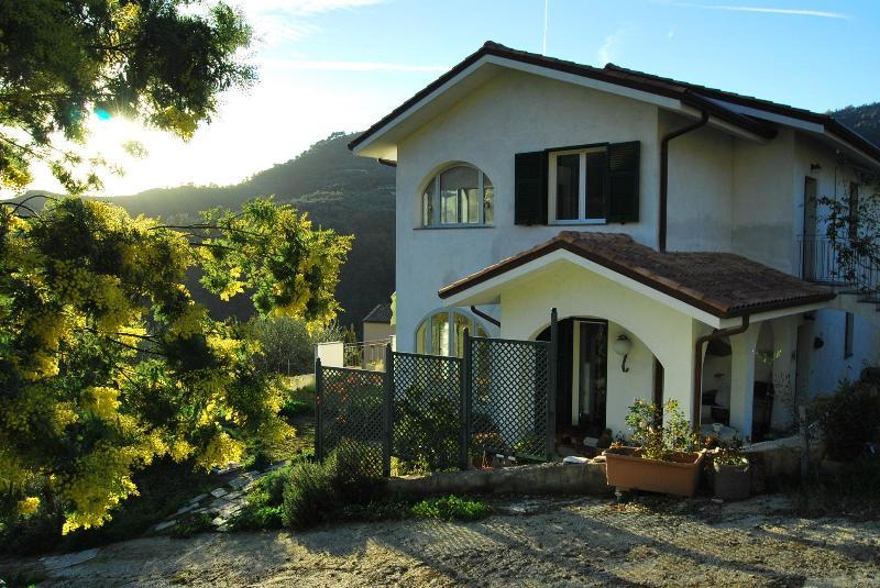 Welcome at Casa del Merlo Canterino! - Casa del Merlo Canterino B&B - Perinaldo - rentals