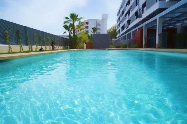 Luxury flat nr 1 In Ibiza Marina Botafoch With A/C - Image 1 - Ibiza - rentals
