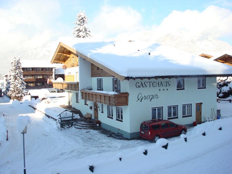 Winter view - Gästehaus Greger - Saint Johann in Tirol - rentals