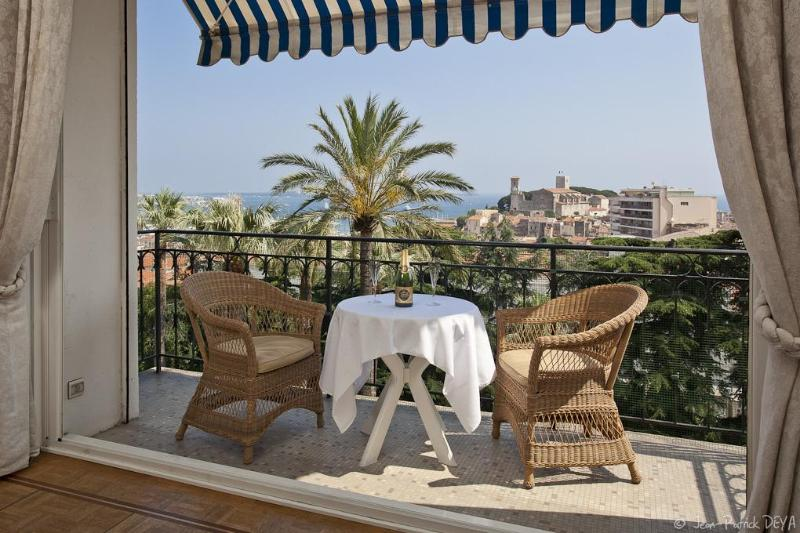 Parc Continental 3 Bedroom Apartment Rental, French Riviera - Image 1 - Cannes - rentals