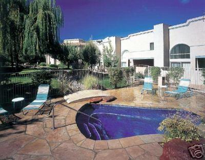Sedona Springs Resort outdoor spa - A Week in Spectacular Sedona - Booked for 2015-16 - Sedona - rentals