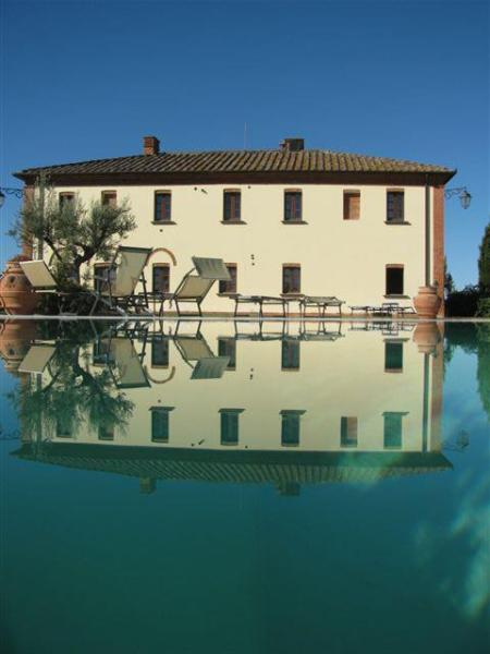 Antico Casale Holiday House in the Hills of Tuscany - Image 1 - Valiano - rentals