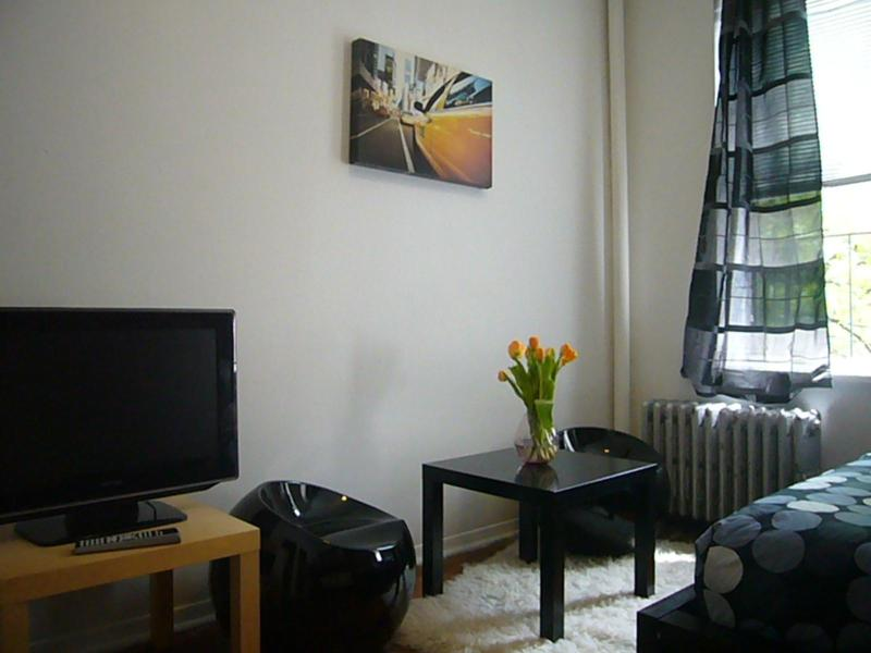 Bedroom 1 - Sunny Village apt for 5-Stay like a local - New York City - rentals