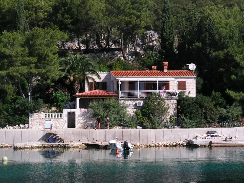 House - Villa Gluscevic - Klek - rentals
