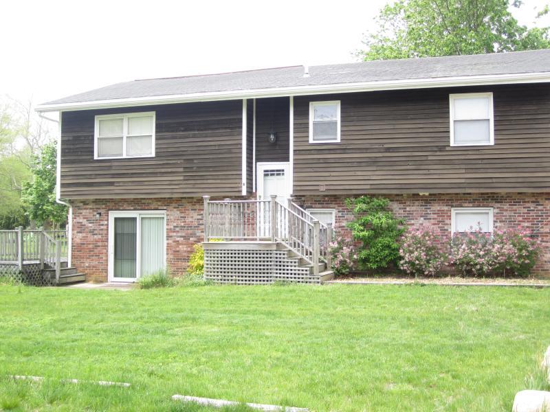 fron of house - Fraziers Circle on Marthas Vineyard - Oak Bluffs - rentals