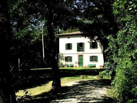 Near Urbino, Picture-perfect Renaissance Villa in Urbania, Le Marche - Image 1 - Urbania - rentals