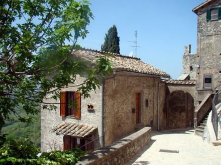 Medieval Umbria Country House with Private Pool & Great Views - Image 1 - Calvi dell'Umbria - rentals
