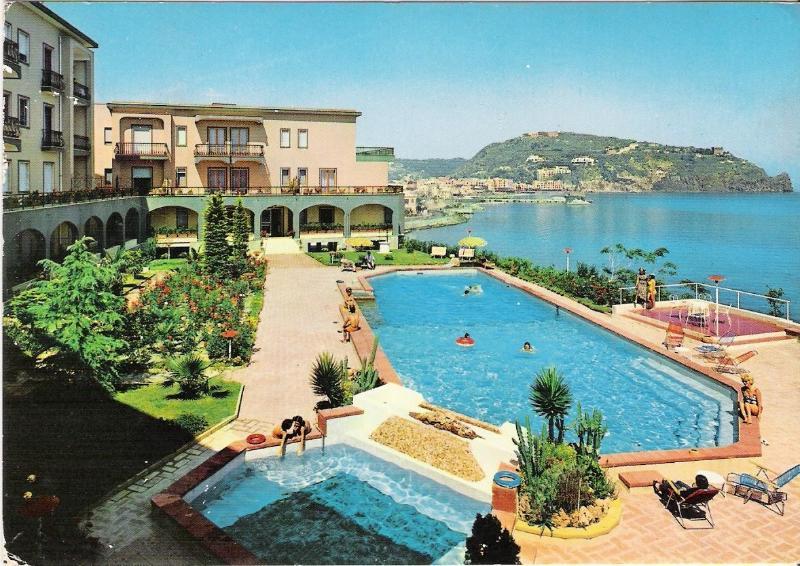 Ischia appartamento panoramico sul mare - Image 1 - Lacco Ameno - rentals