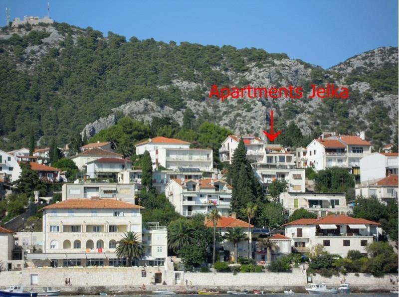 Hvar town center- Apartment Jelka 2 - Image 1 - Hvar - rentals