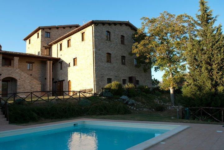 Borgo - A magical place where you can relax in the green - Nocera Umbra - rentals