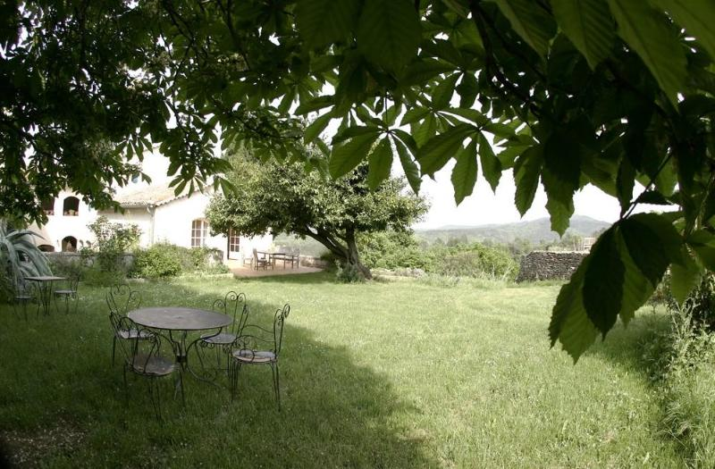 A Hollyday you will remember 6 bed - Image 1 - Saint-Florent-sur-Auzonnet - rentals