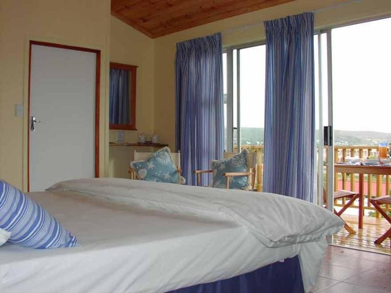 Luxorious Lagoon view bedroom - Knysna B&B King of kings, Luxorious/ SC with views - Knysna - rentals