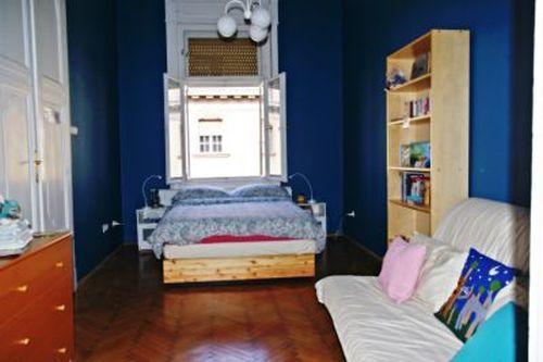 Large Blue Room - BudaBaB - Budapest - rentals