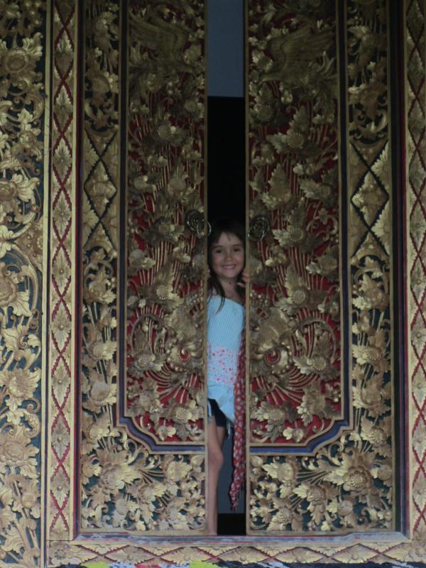 The Main Door (w. Maria-Carlota) - Dream Garden Villa @ Ubud, Bali - Ubud - rentals