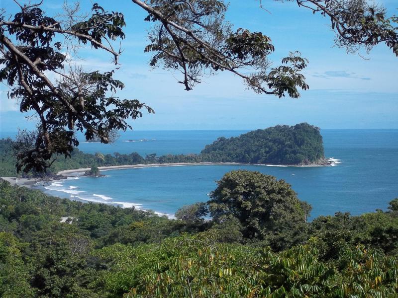 View from Casa Buena Vista - Casa Buena Vista B & B room 1 - Manuel Antonio National Park - rentals