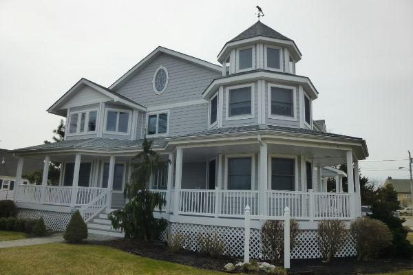 The Swan House - The Swan House - Cape May - rentals
