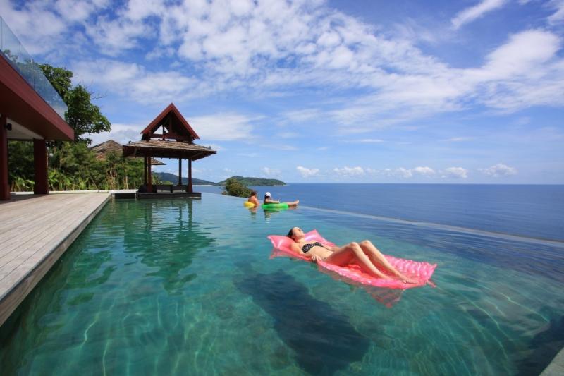 Baan Santisuk - 5 Beds - Phuket - Image 1 - Kamala - rentals