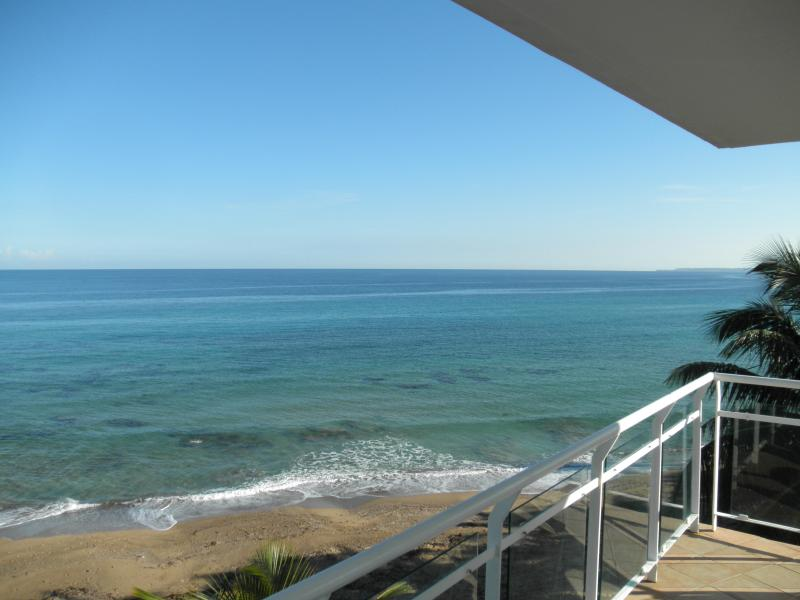 Welcome to Paradise! - Beautiful Luxury Beachfront Apt. at Sandy Beach - Rincon - rentals