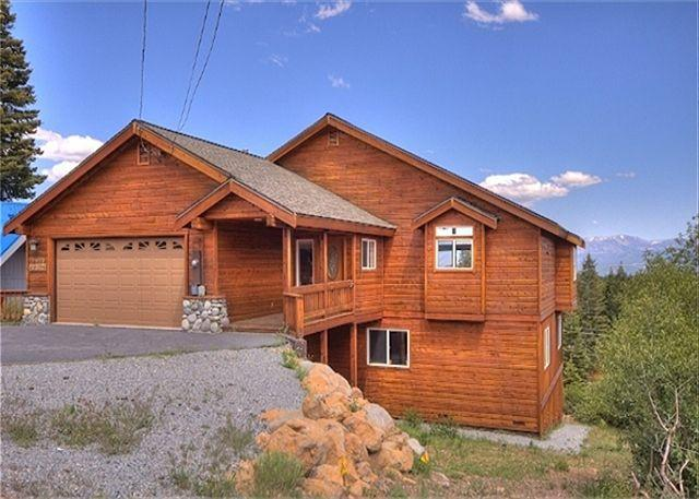 Exterior - June 2015: Mid-Week Rates Reduced By 25% - Truckee - rentals